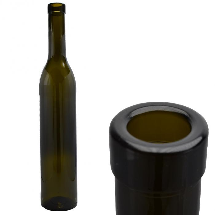50 DB MONTANA UVAG 0,5 L-ES PÁLINKÁS ÜVEG - A palack magyar gyártású. 33 cm magas áttetsző uvag pálinkás palack - 150 Ft/db -