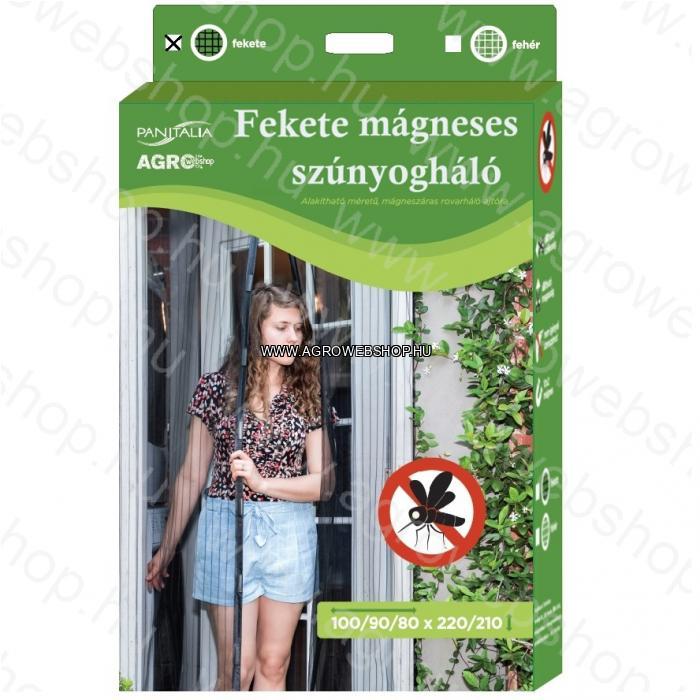 Mágneses szúnyogháló felszerelése
